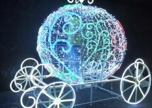 LED 3D Motif