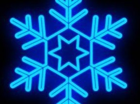 LED Christmas Motif