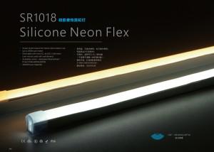 SR1018 Silicone Neon Flex